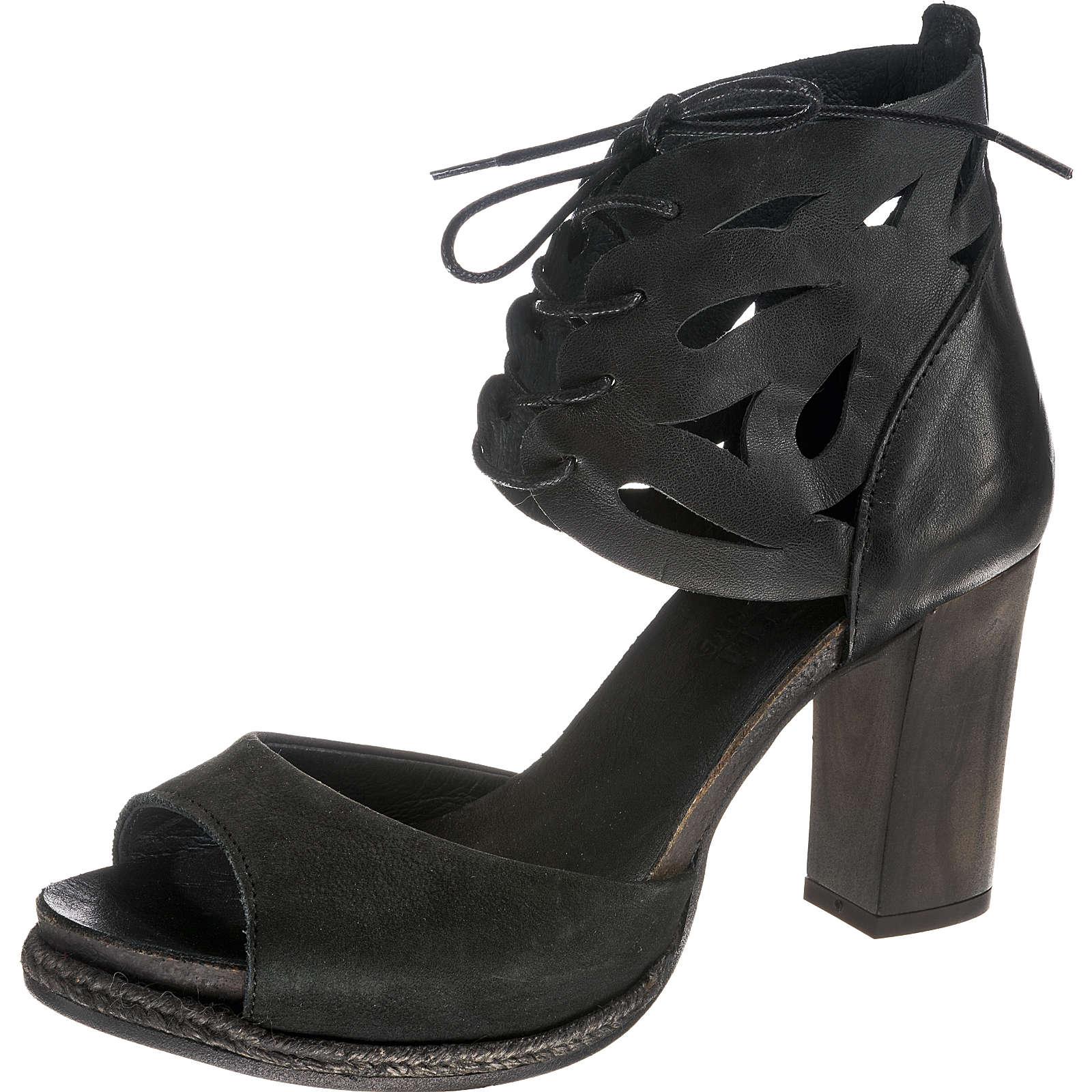 Felmini Klassische Sandaletten schwarz Damen Gr. 40