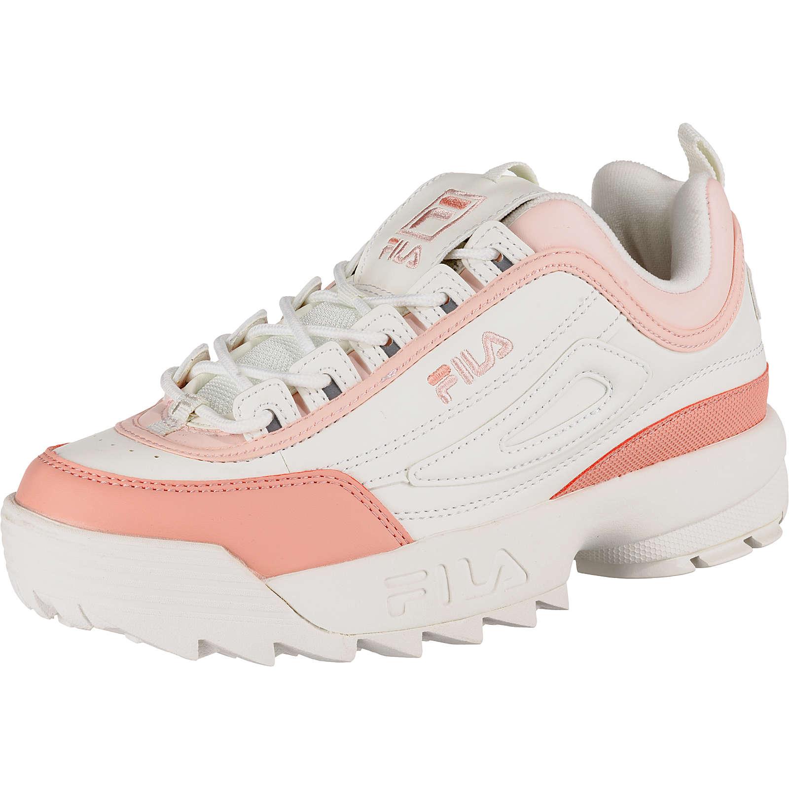 FILA Disruptor CB Sneakers Low creme Damen Gr. 37