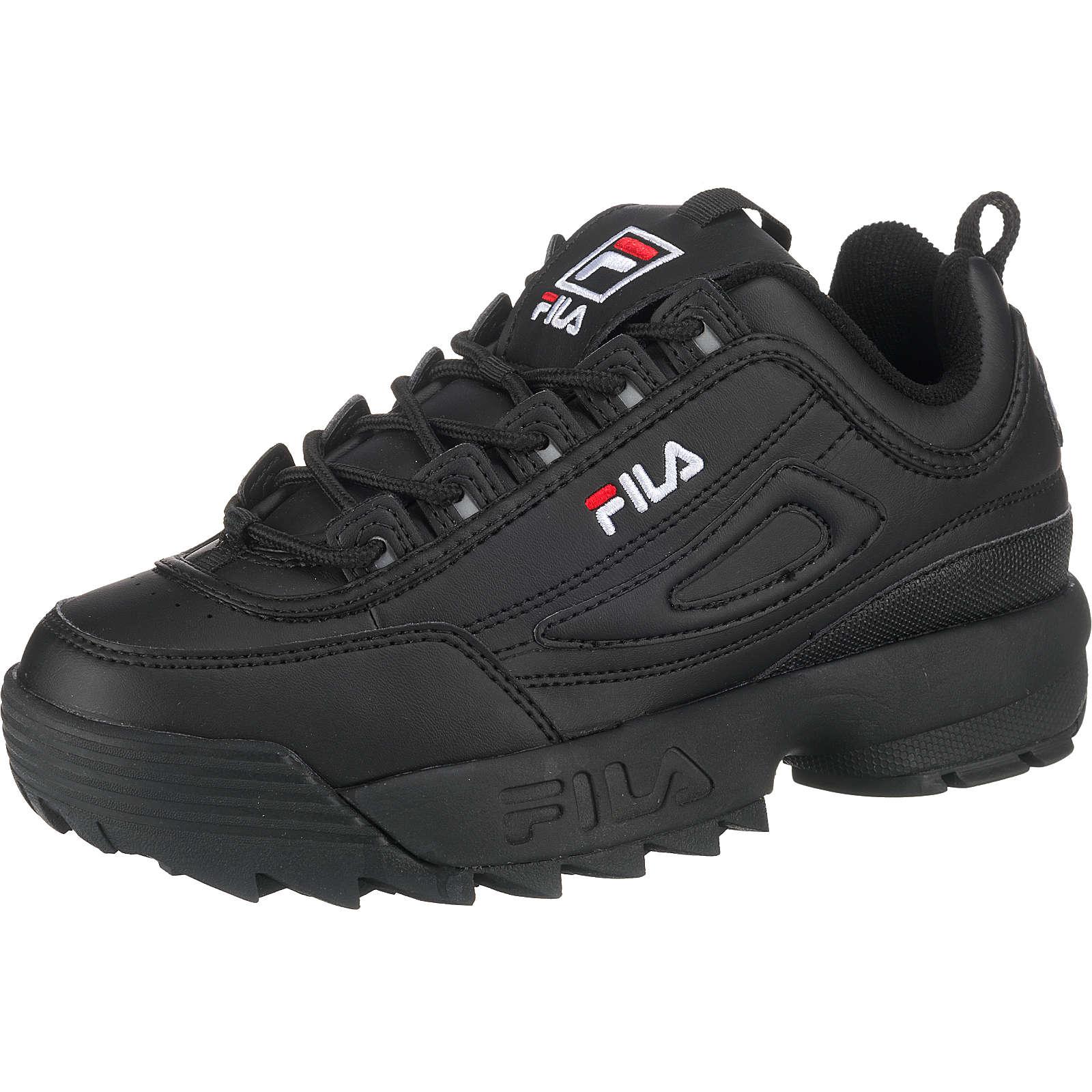 FILA Disruptor Sneakers Low schwarz Damen Gr. 42