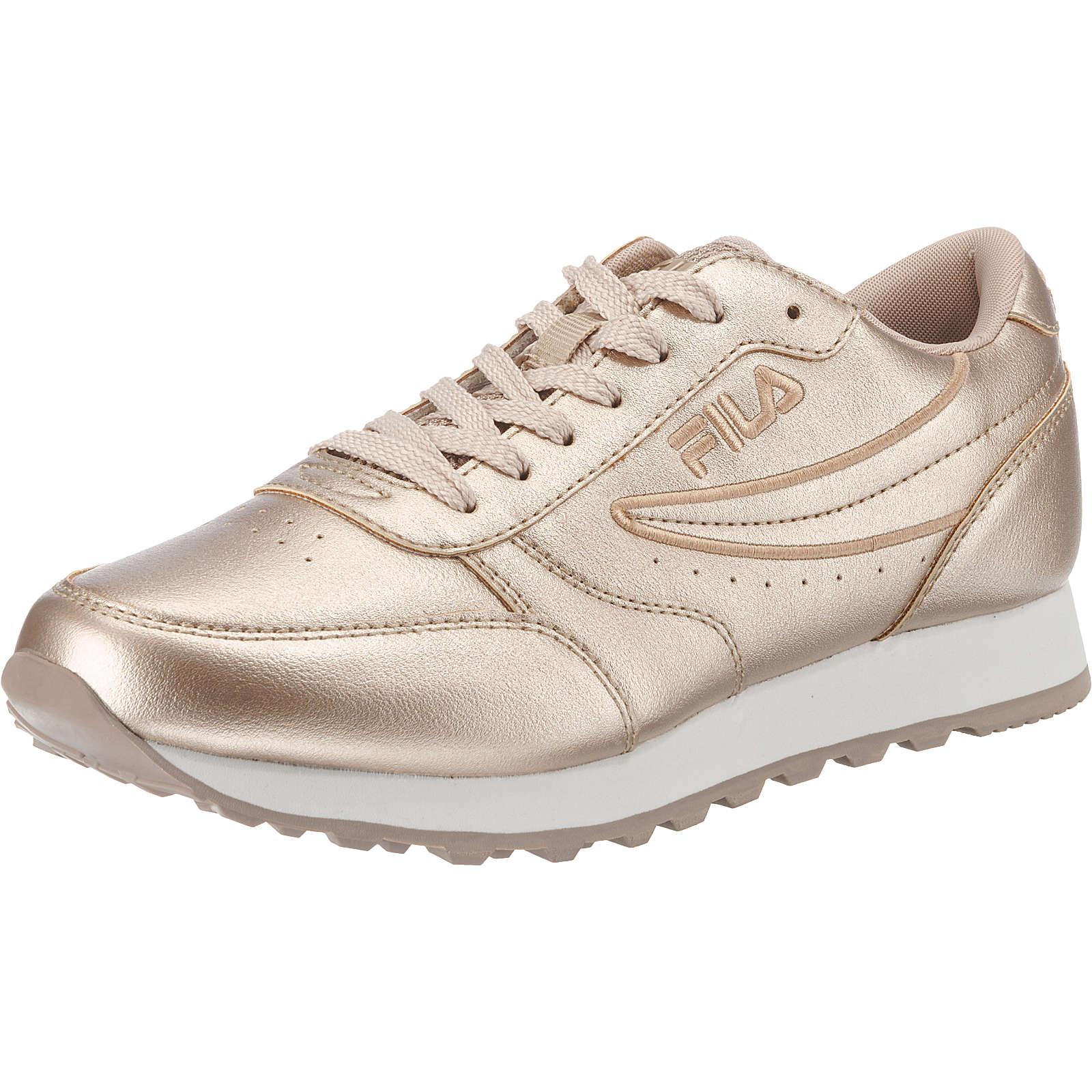 FILA Orbit F low Sneakers Low gold Damen Gr. 41