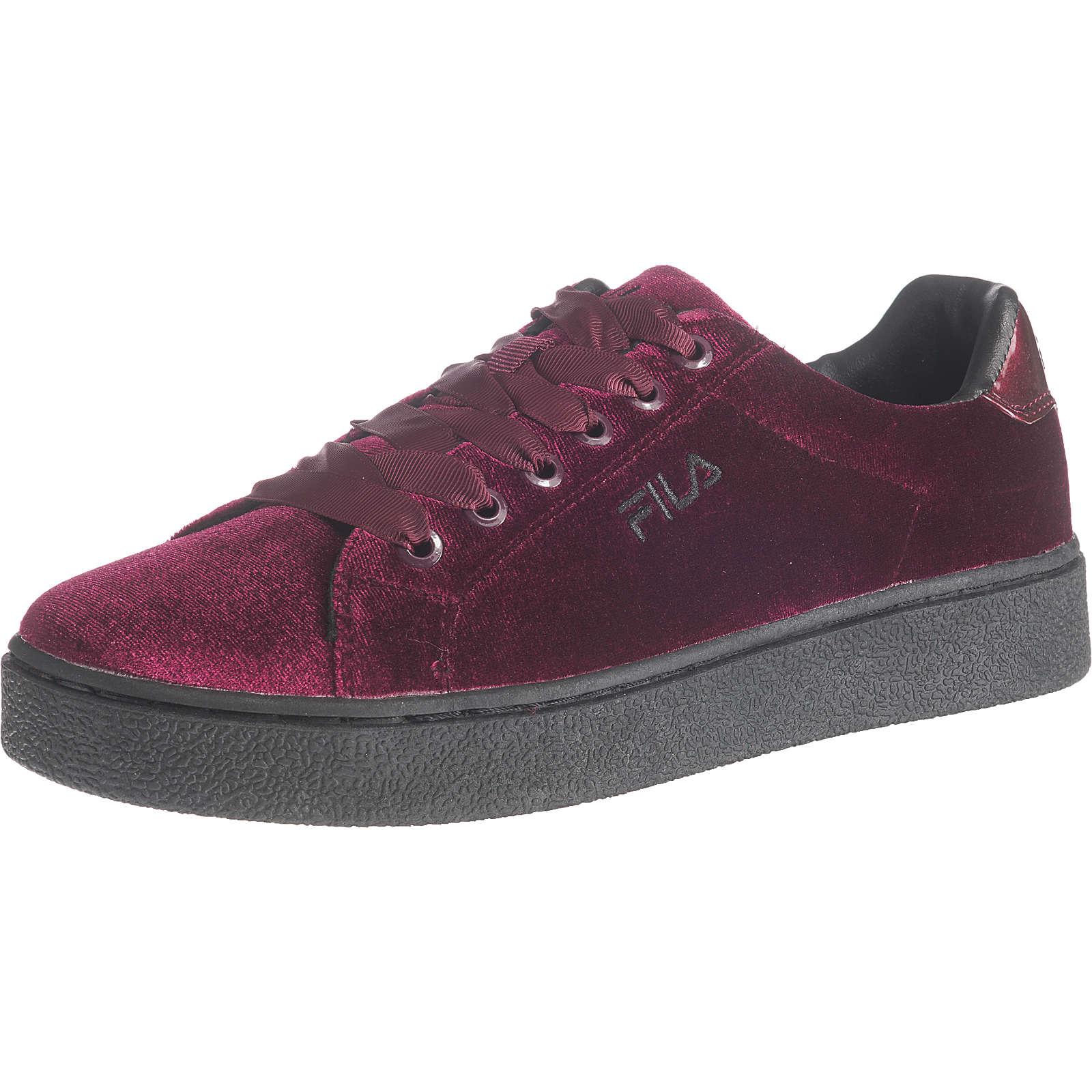 FILA Upstage V low wmn Sneakers Low bordeaux Damen Gr. 40
