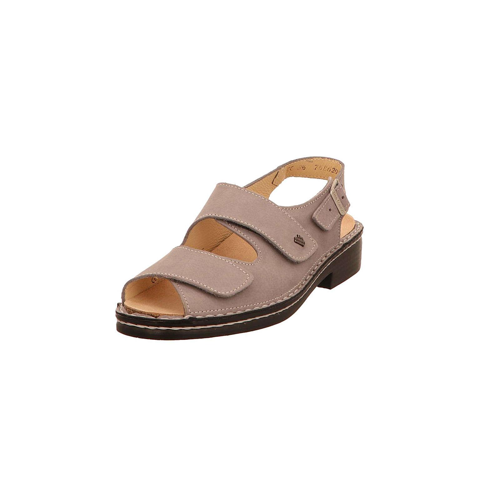 Finn Comfort Komfort-Sandalen grau Damen Gr. 37