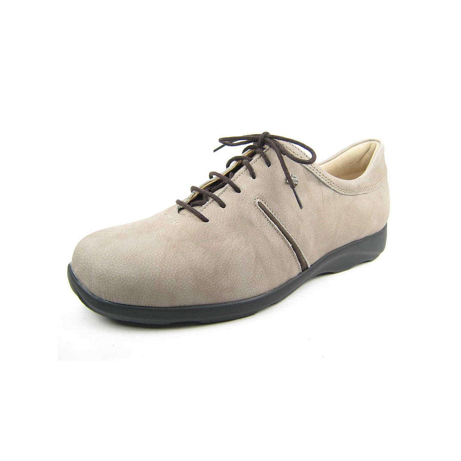 Finn Comfort Schnürschuhe beige beige Damen Gr. 37,5