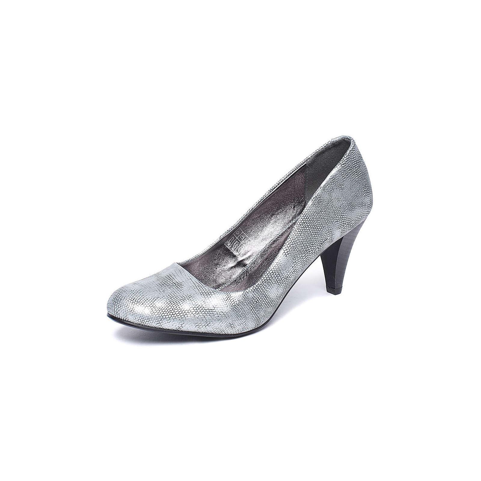 Fitters Footwear That Fits Pump Princess Klassische Pumps silber Damen Gr. 42
