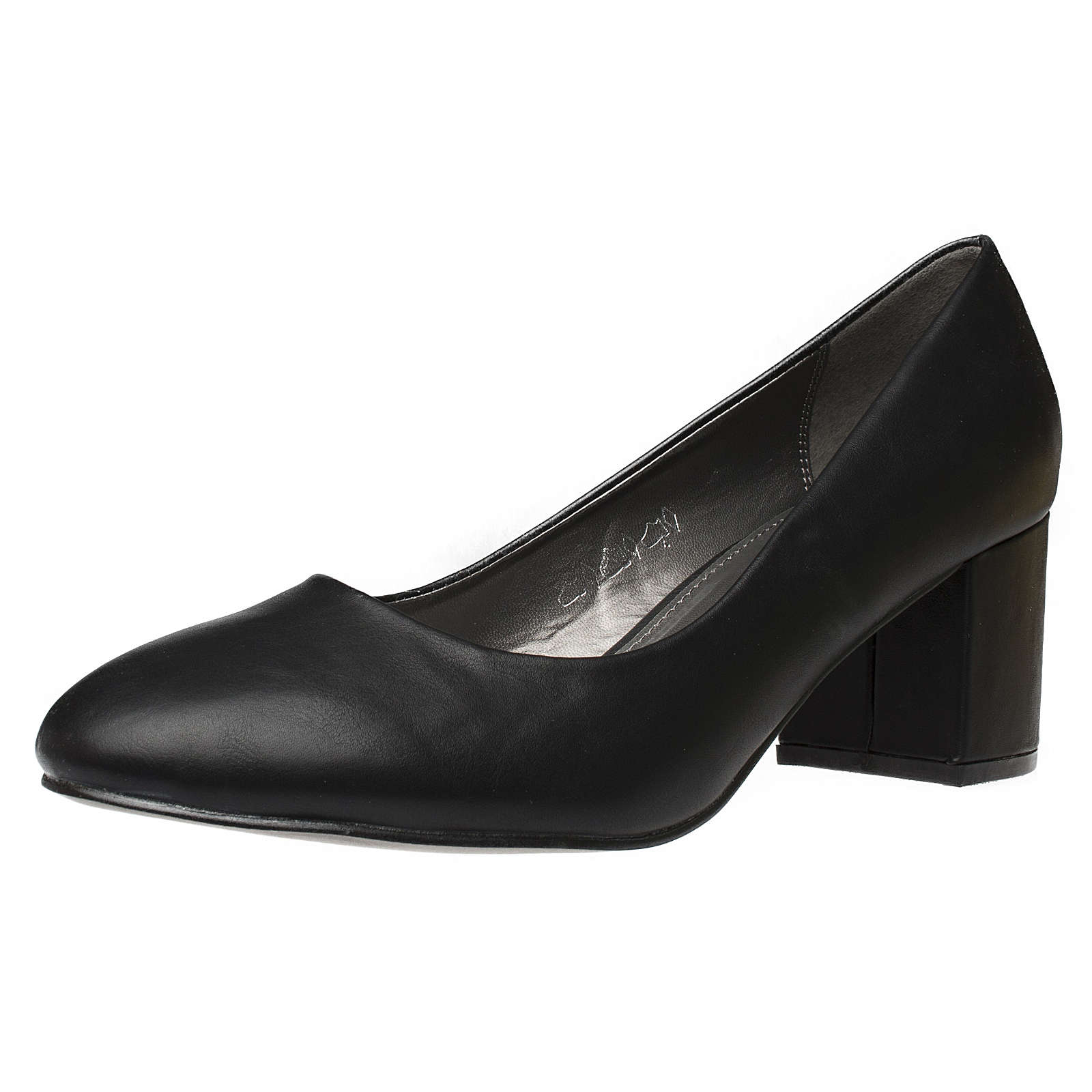Fitters Footwear That Fits Pump Sesy Klassische Pumps schwarz Damen Gr. 44