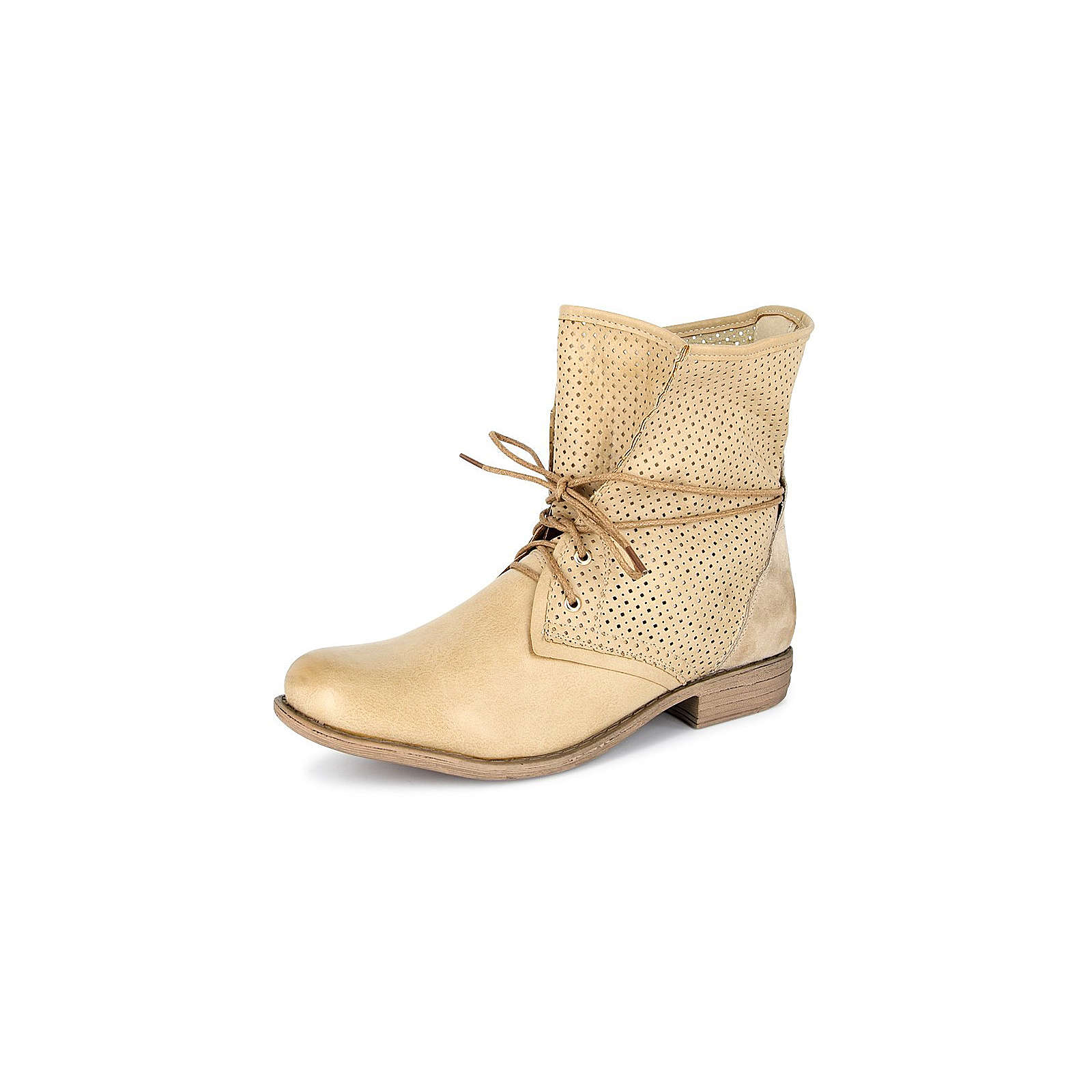 Fitters Footwear That Fits Stiefelette Mia Ankle Boots beige Damen Gr. 43