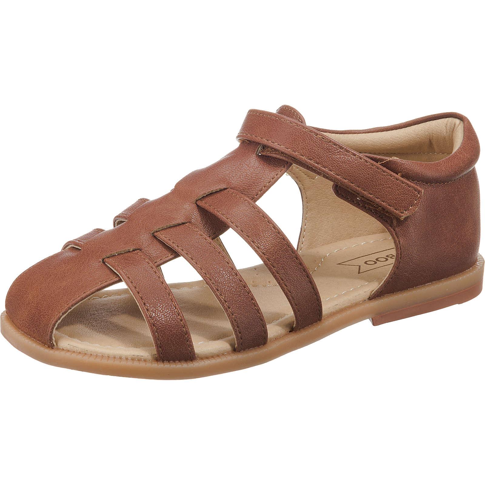 Friboo Sandalen für Jungen braun Junge Gr. 32