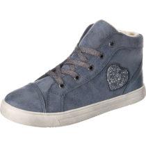 Friboo Sneakers high für Mädchen blau Mädchen Gr. 30