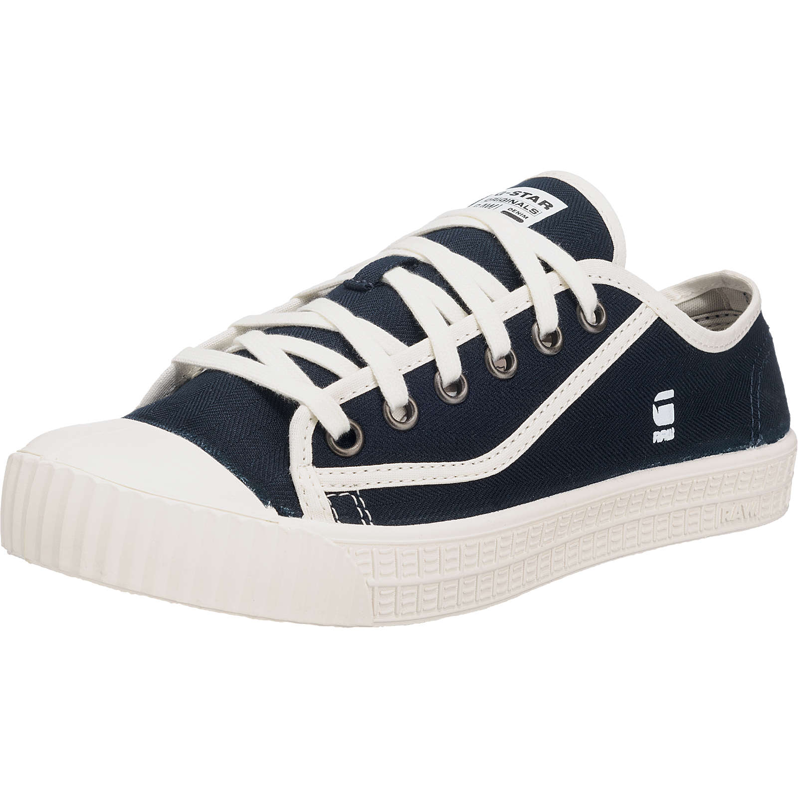 G-Star RAW ROVULC HB Sneakers Low dunkelblau Herren Gr. 42