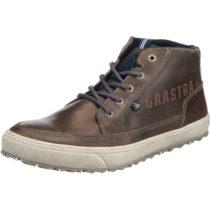 Gaastra Crossjacks CHK Nappa M Sneakers High dunkelgrau Herren Gr. 42