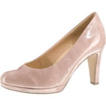 Gabor Klassische Pumps rosa Damen Gr. 38,5