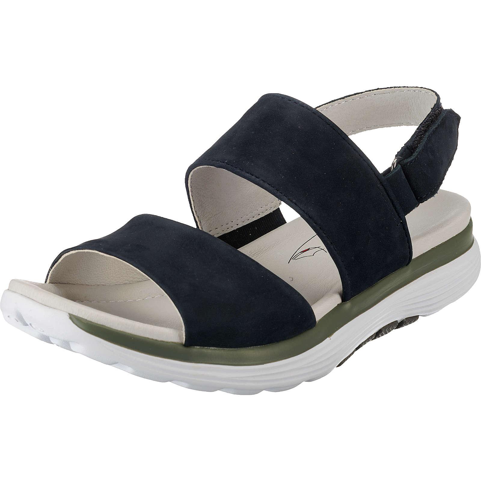 Gabor Klassische Sandalen blau Damen Gr. 38