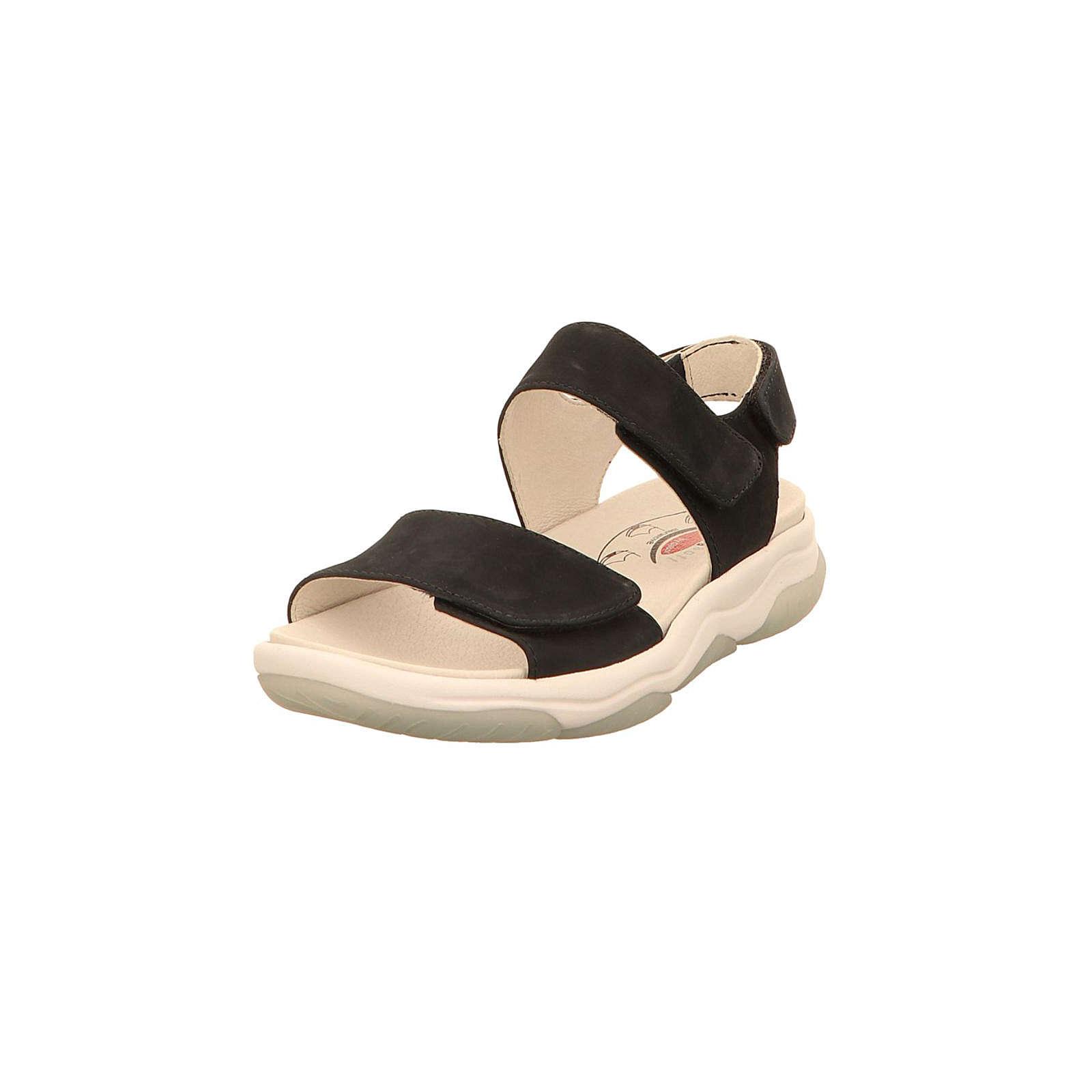 Gabor Klassische Sandalen schwarz Damen Gr. 39