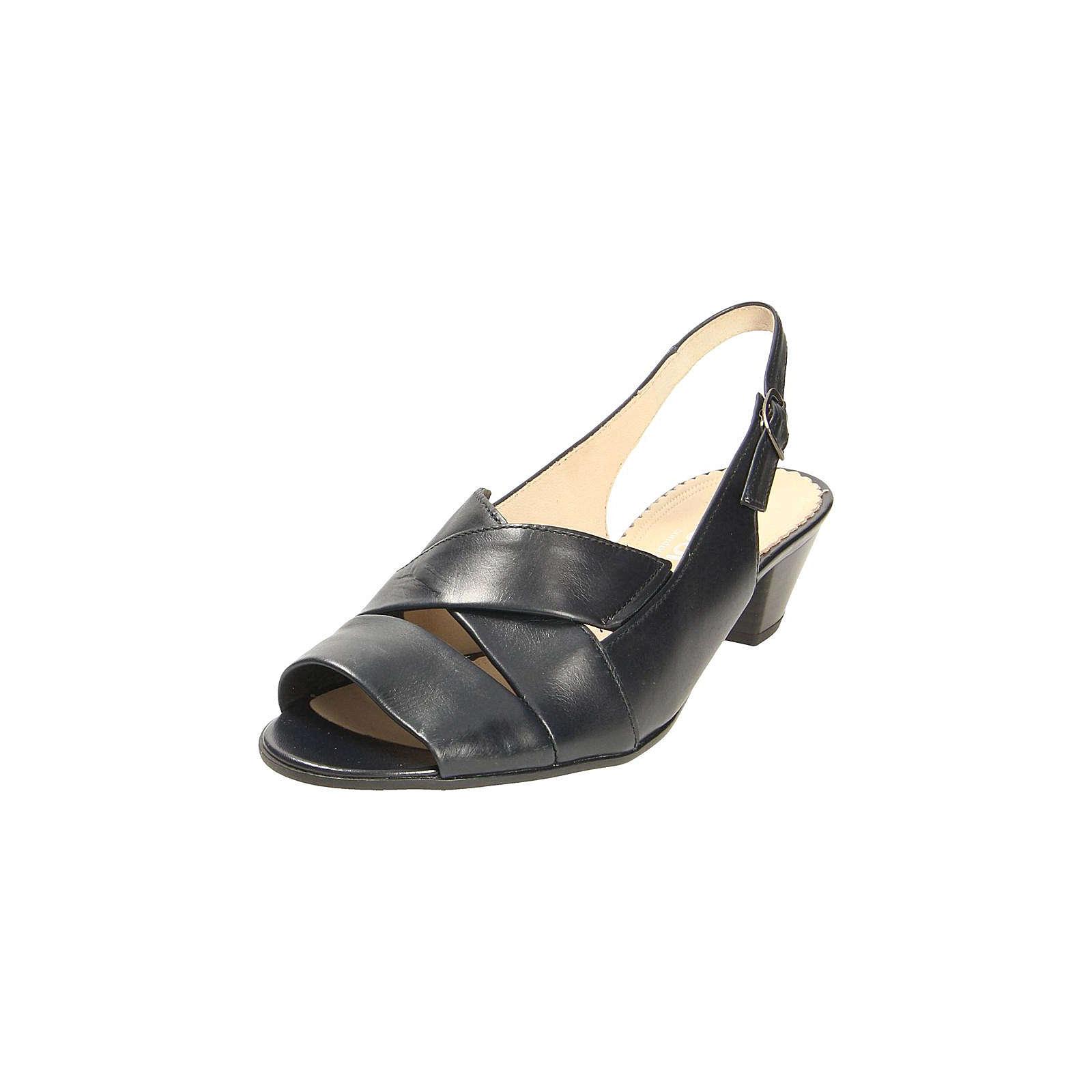 Gabor Klassische Sandaletten schwarz Damen Gr. 37,5