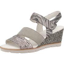 Gabor Sandalen Klassische Sandaletten beige Damen Gr. 36