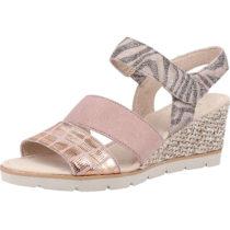 Gabor Sandalen Klassische Sandaletten rosa Damen Gr. 36