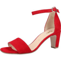 Gabor Sandalen Klassische Sandaletten rot Damen Gr. 36