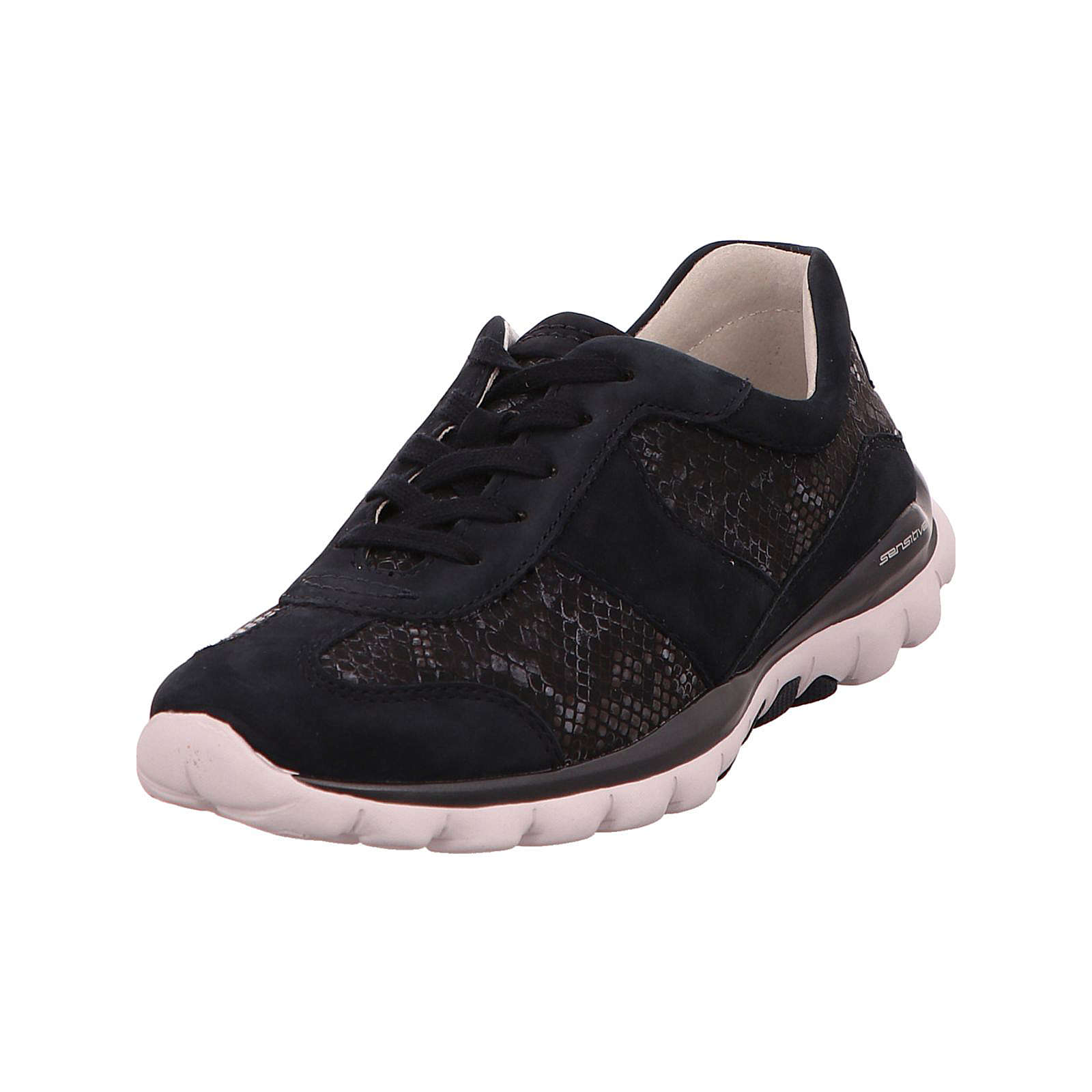 Gabor Sneakers blau blau Damen Gr. 38,5