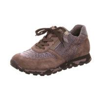 Gabor Sneakers braun-kombi Damen Gr. 37,5