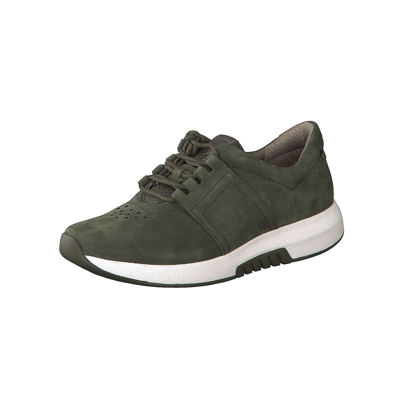Gabor Sneakers Low grün Damen Gr. 38