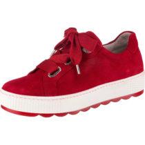Gabor Sneakers Low rot Damen Gr. 39
