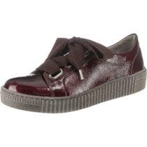 Gabor Sneakers Low rot Damen Gr. 37
