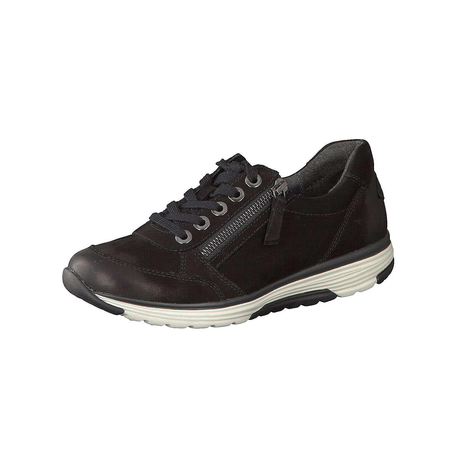 Gabor Sneakers Low schwarz Damen Gr. 38