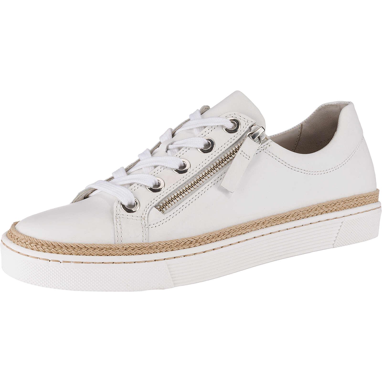 Gabor Sneakers Low weiß Damen Gr. 39