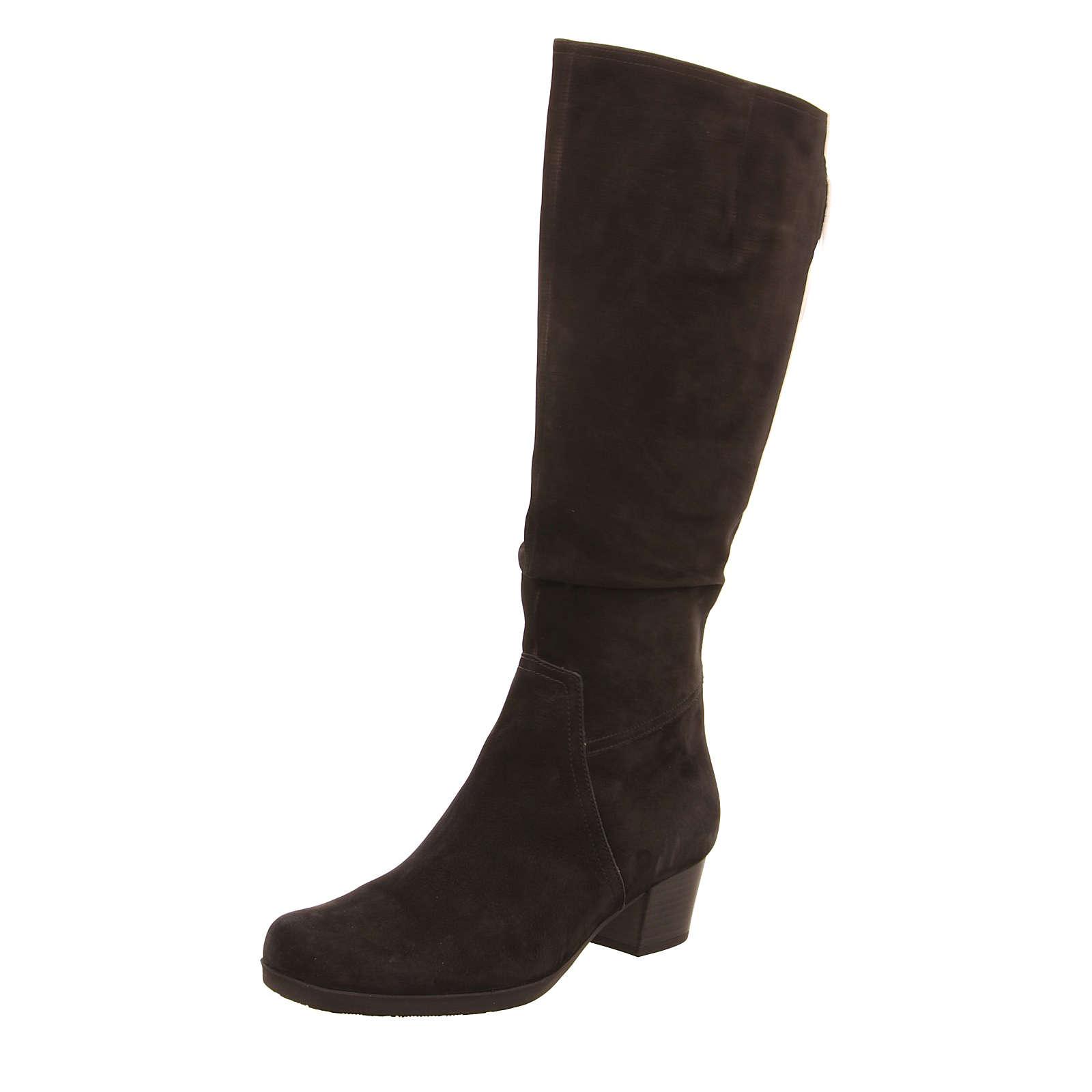 Gabor Stiefel schwarz Damen Gr. 38,5