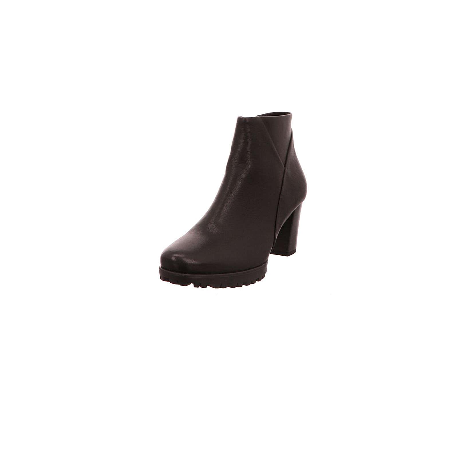 Gabor Stiefel schwarz Klassische Stiefeletten schwarz Damen Gr. 38,5