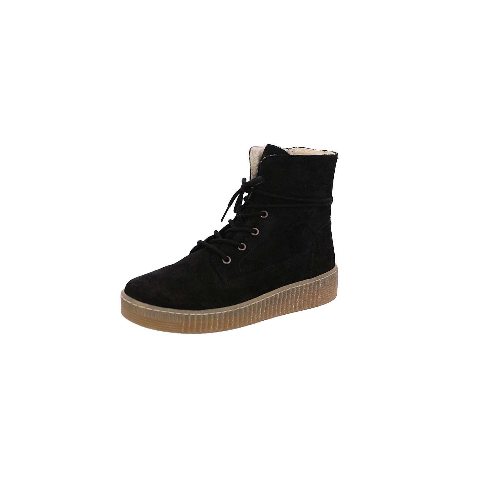 Gabor Stiefel schwarz schwarz Damen Gr. 38,5
