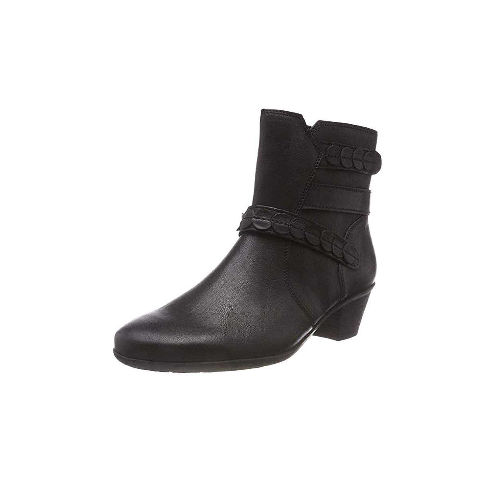 Gabor Stiefel schwarz schwarz Damen Gr. 37,5