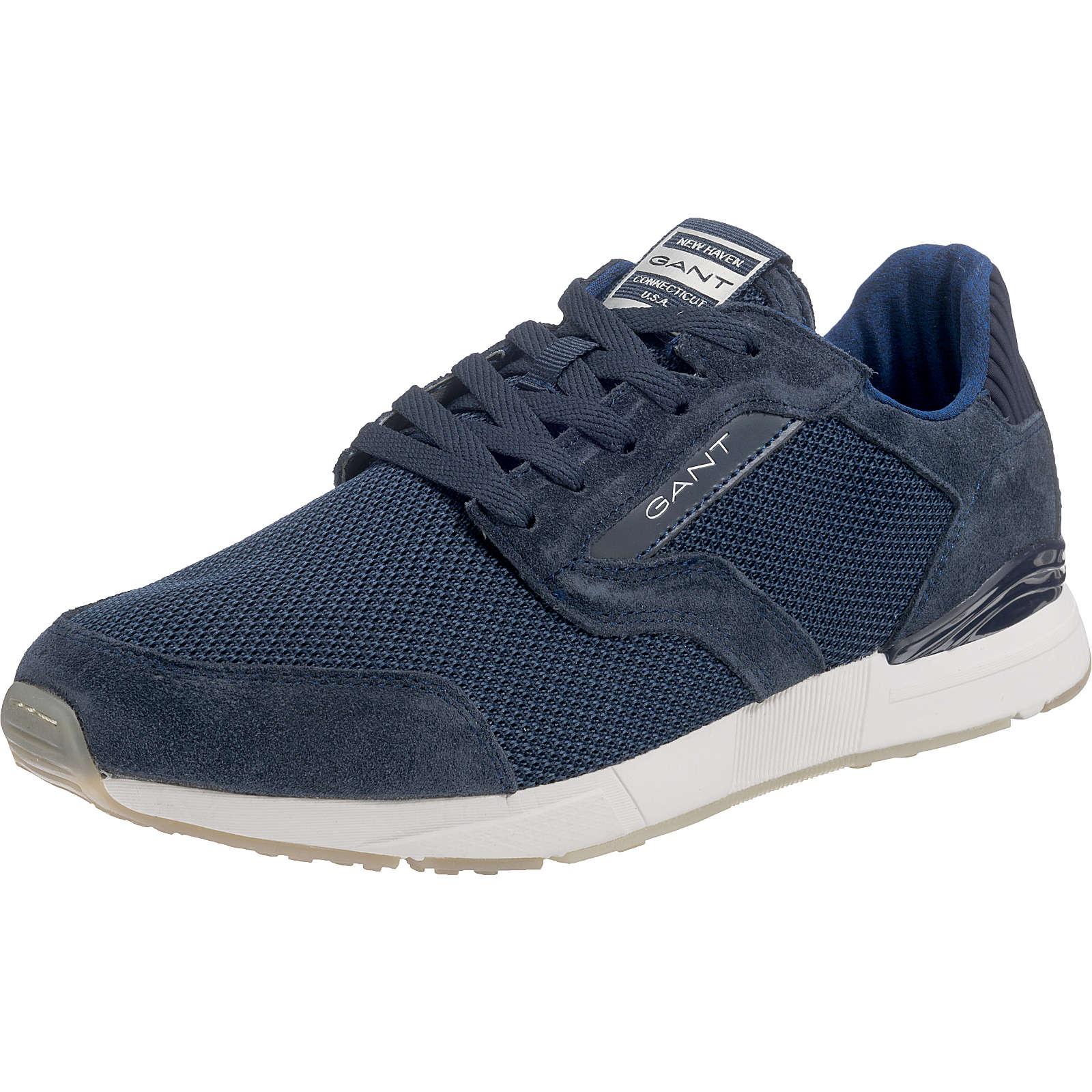 GANT Andrew Sneakers Low dunkelblau Herren Gr. 42