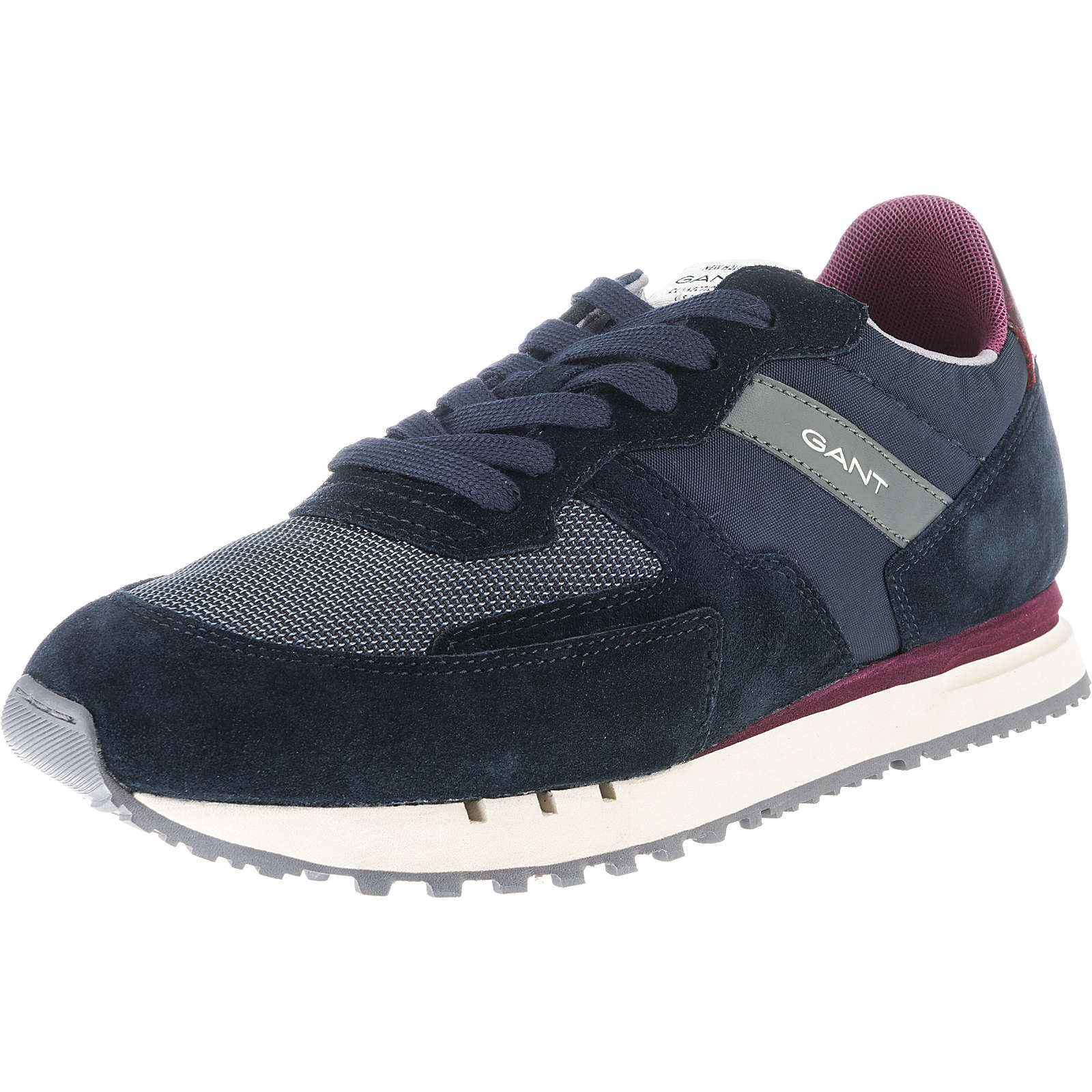 GANT David Sneakers Low dunkelblau Herren Gr. 44
