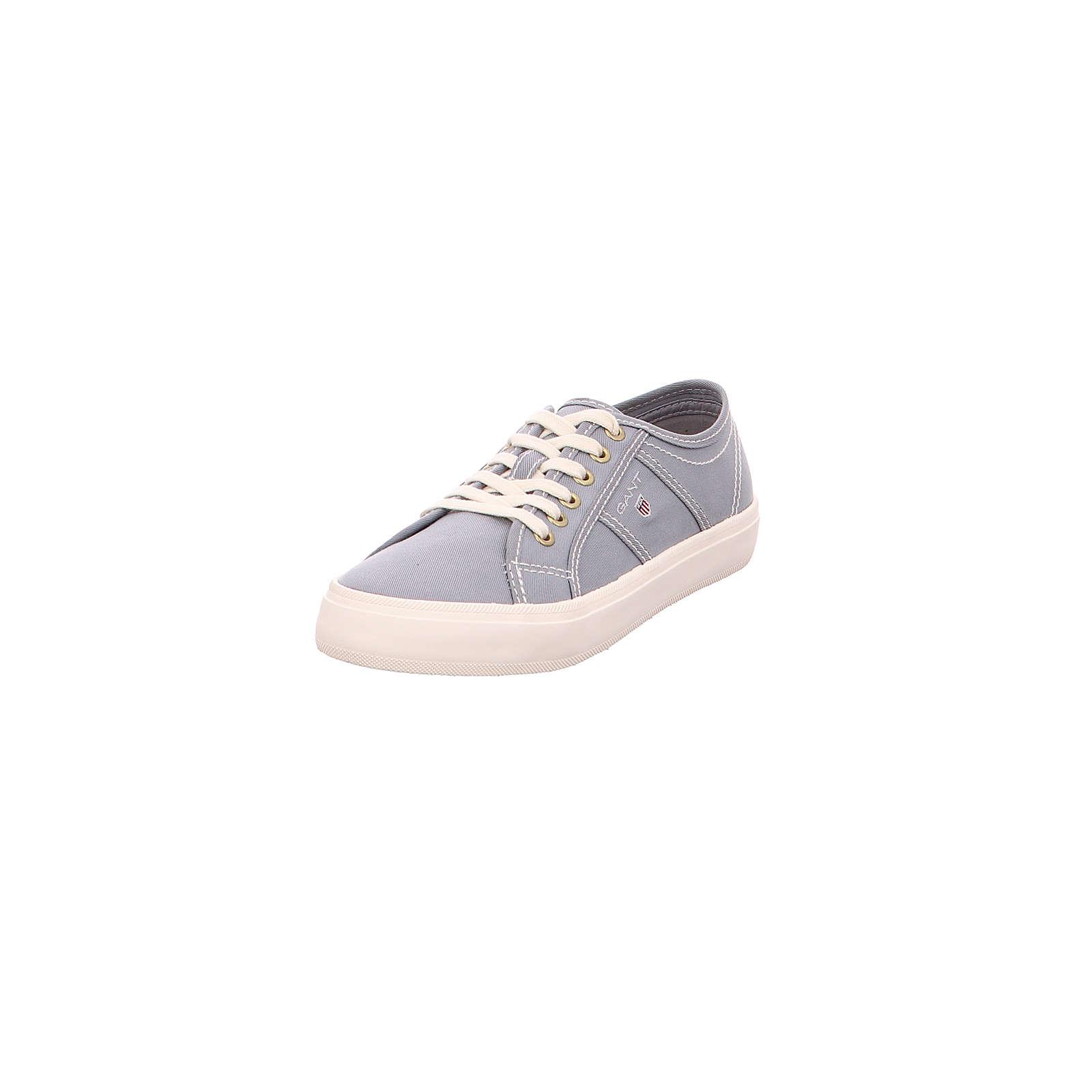 GANT Zoe Textil 16538451 Sneakers Low grau Damen Gr. 37