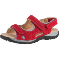Ganter HAPPY Outdoorsandalen rot Damen Gr. 36