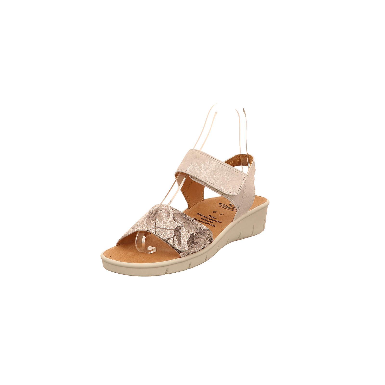 Ganter Komfort-Sandalen weiß Damen Gr. 37,5