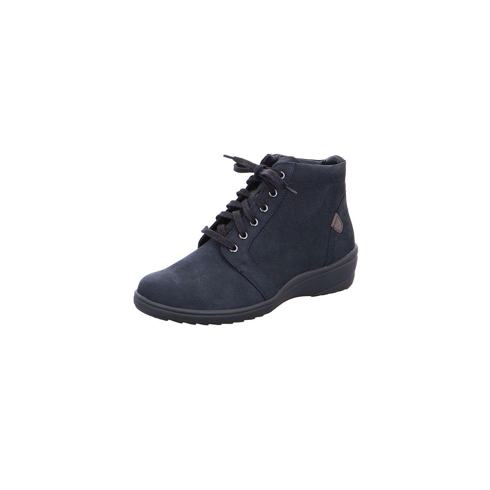 Ganter Stiefel dunkel-blau dunkelblau Damen Gr. 37,5