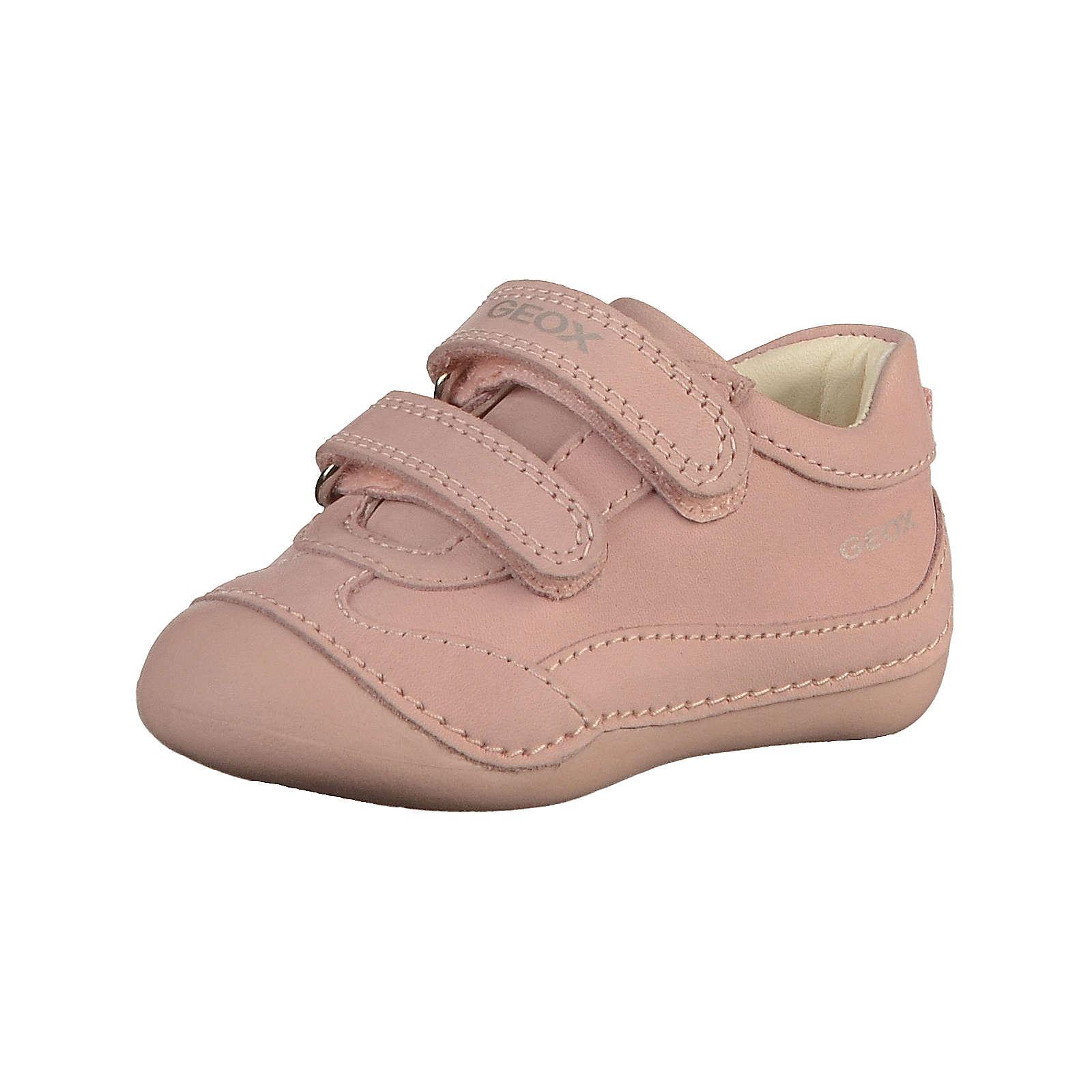 GEOX Baby Halbschuhe für Mädchen rosa Mädchen Gr. 21