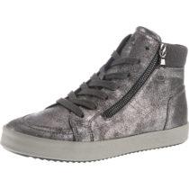 GEOX BLOMIEE Ankle Boots anthrazit Damen Gr. 36