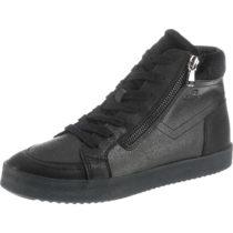 GEOX BLOMIEE Ankle Boots schwarz Damen Gr. 36