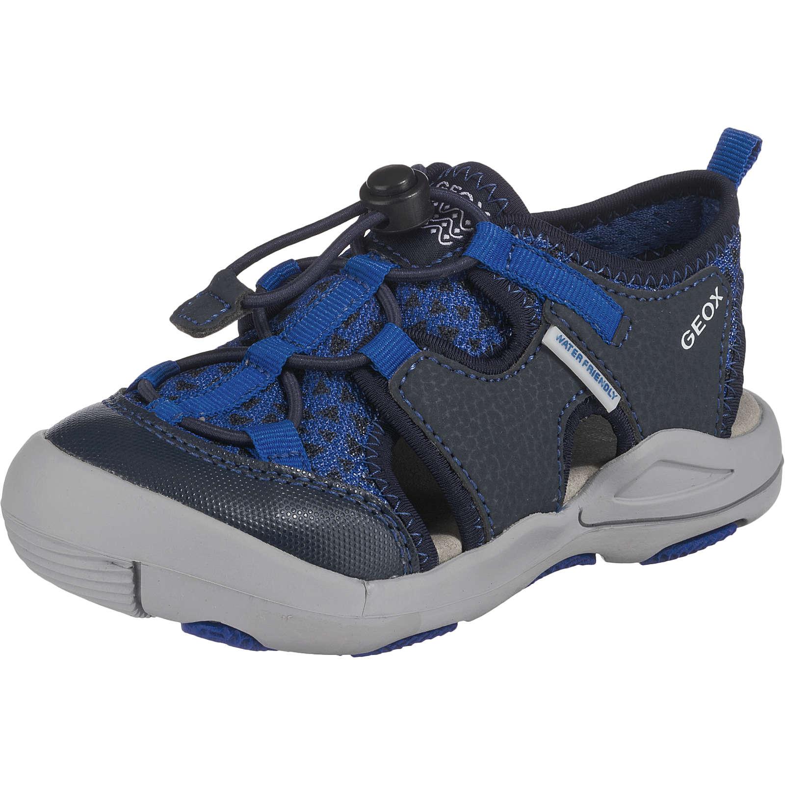 GEOX Sandalen KYLE für Jungen blau Junge Gr. 32