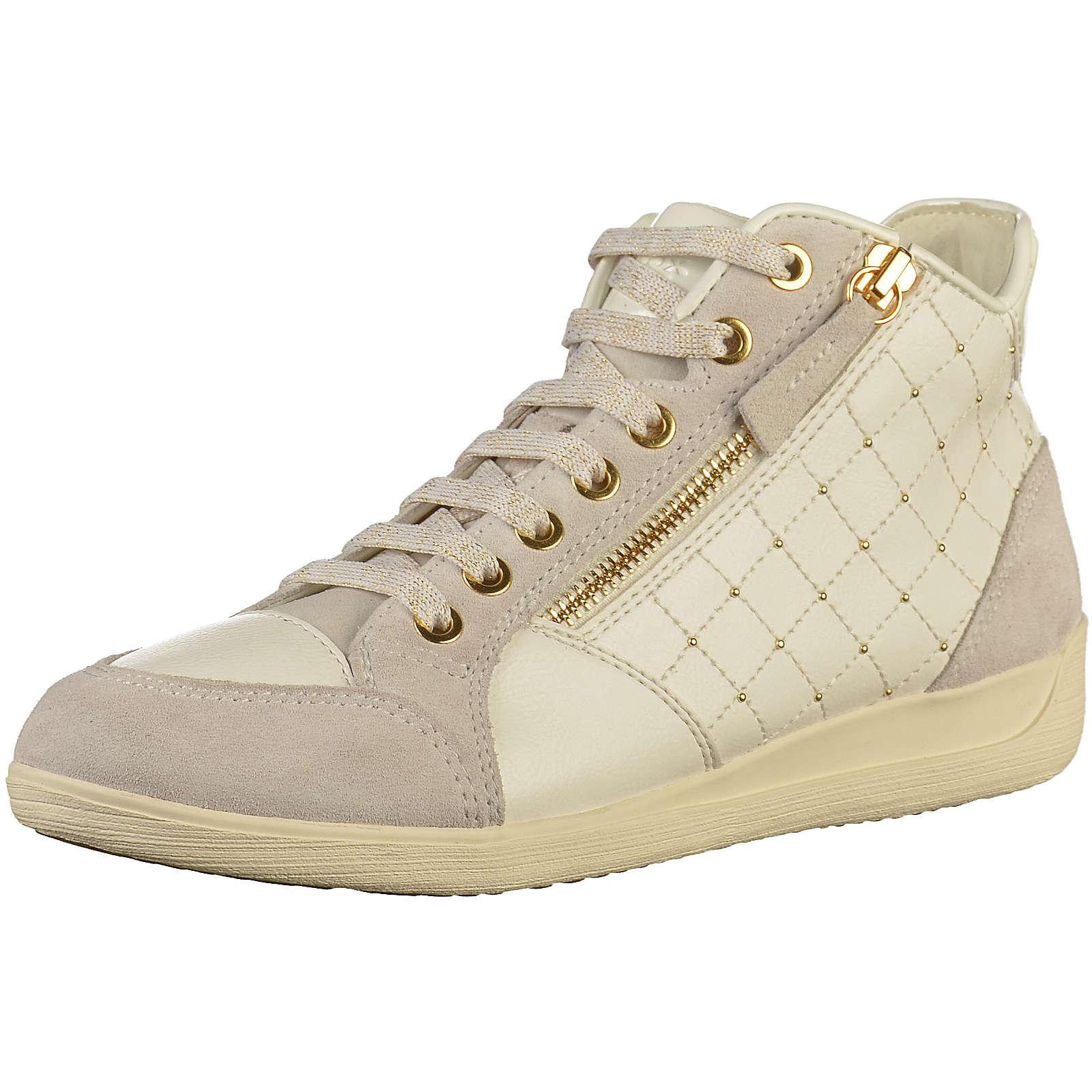 GEOX Sneaker Sneakers High weiß Damen Gr. 37