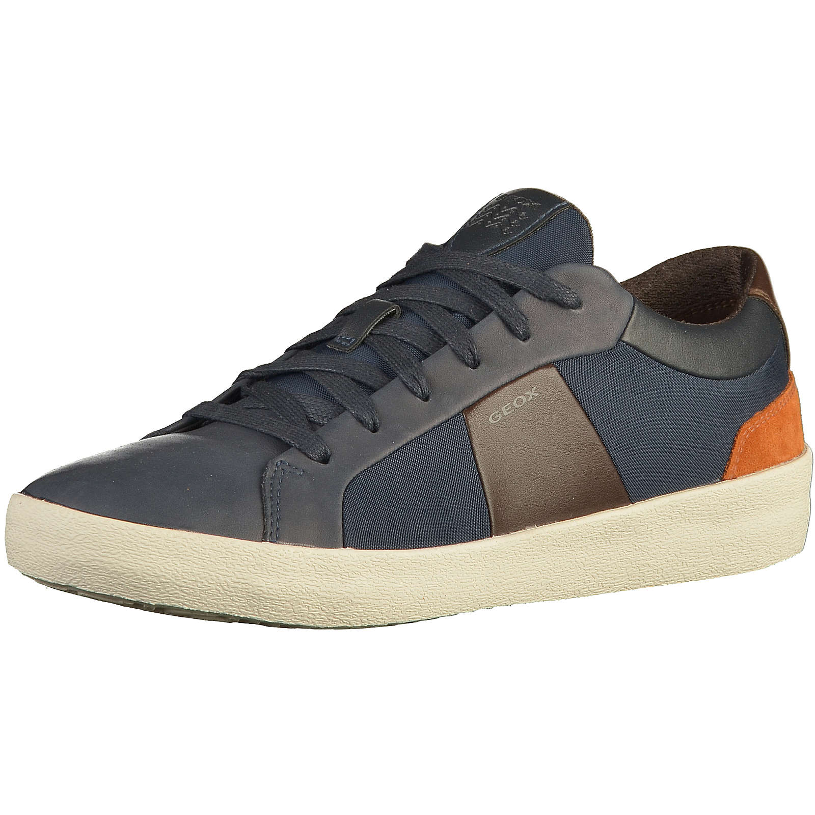 GEOX Sneaker Sneakers Low dunkelblau Herren Gr. 41