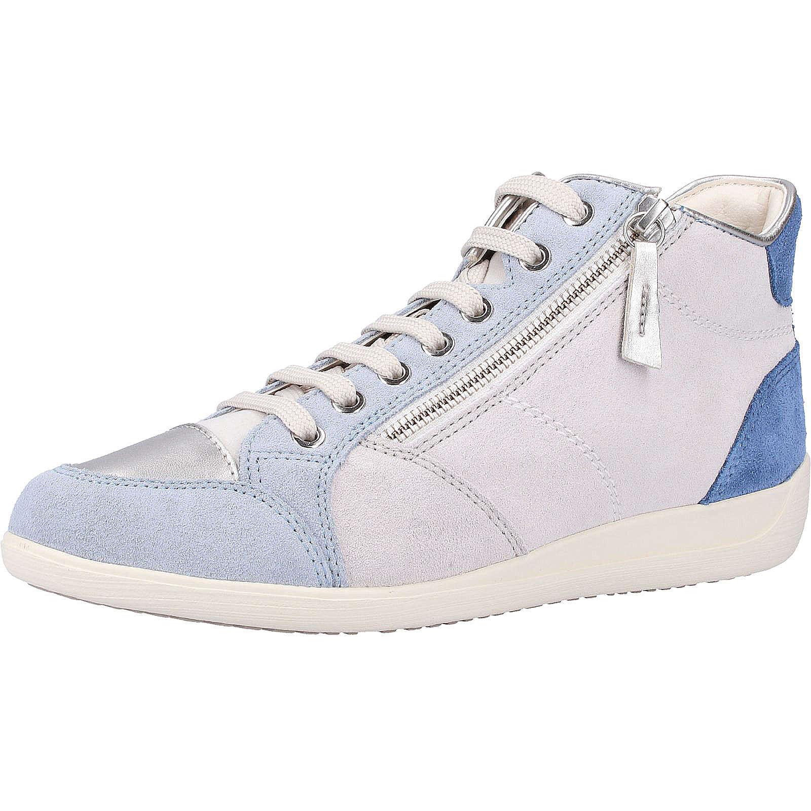 GEOX Sneaker Sneakers Low weiß-kombi Damen Gr. 36