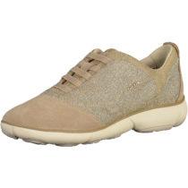 GEOX Sneakers beige Damen Gr. 37