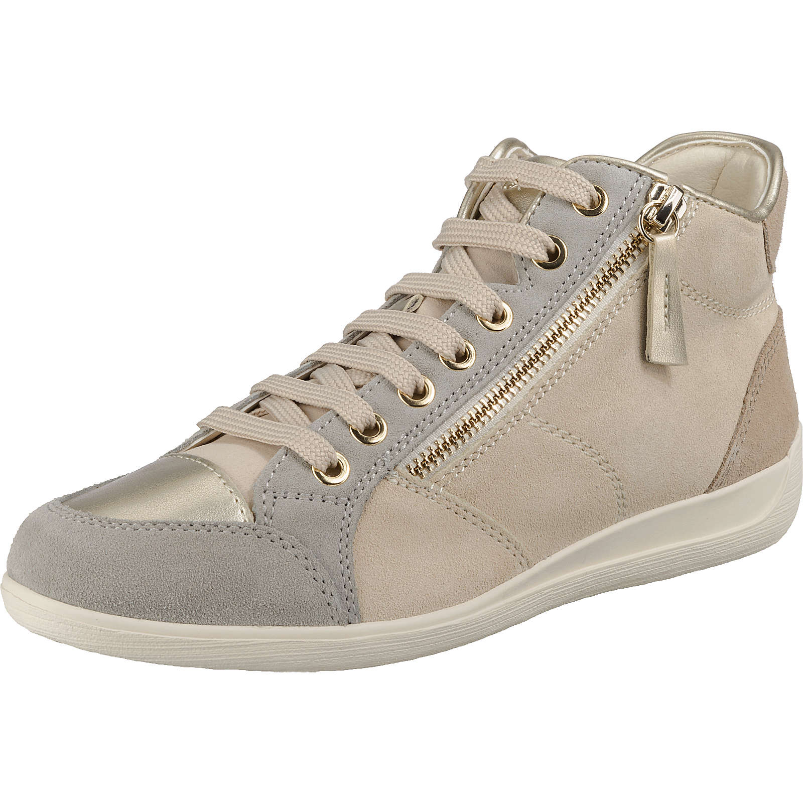GEOX Sneakers High creme Damen Gr. 40