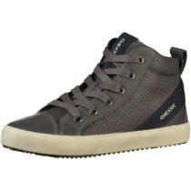 GEOX Sneakers High für Jungen grau Junge Gr. 34