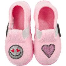 Giesswein Hausschuhe TUTZING für Mädchen rosa Mädchen Gr. 23