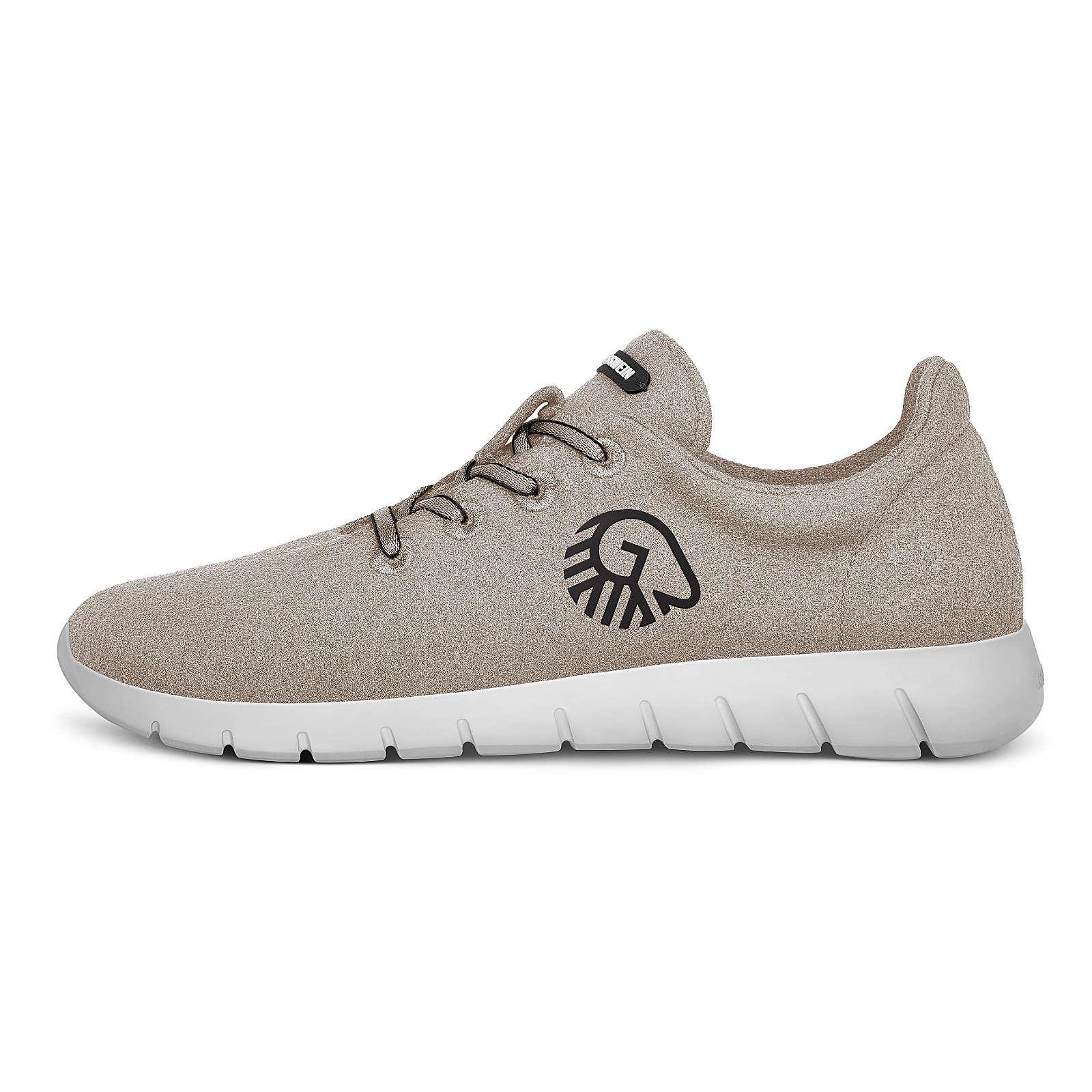Giesswein Woll-Sneaker Merino Runners MEN Sneakers Low sand Herren Gr. 41